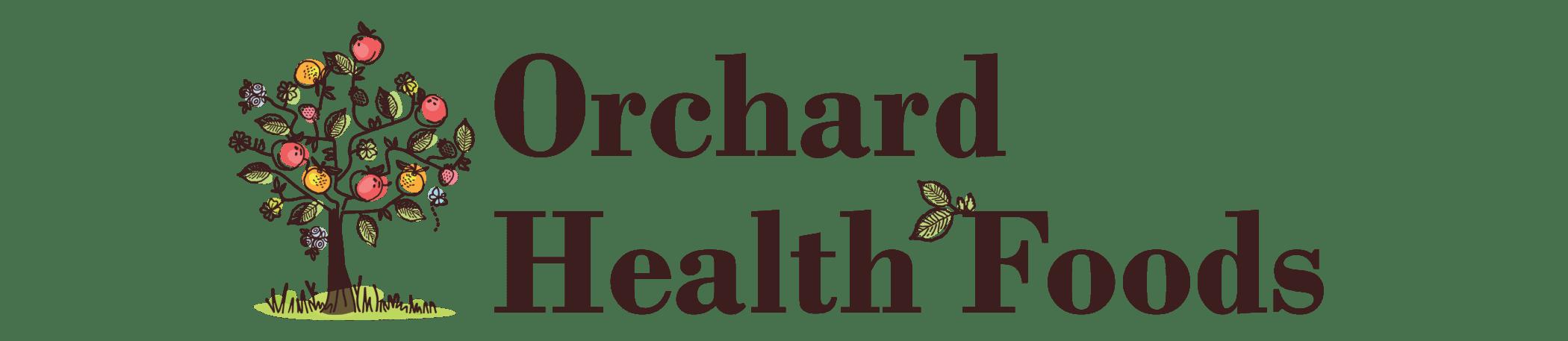 Orchard Health Foods Logo