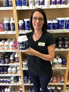 Tiffany Sale, Store Manager and Senior Nutritional Consultant