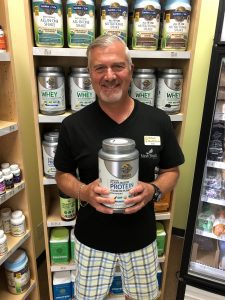 Anthony Traversa, Owner of Orchard Health Foods